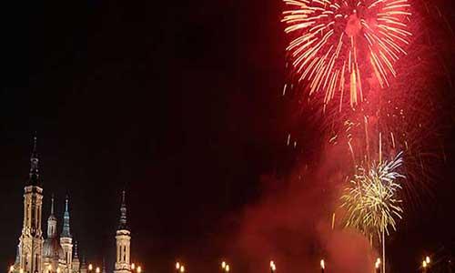 Disfrutar de las Fiestas del Pilar en Zaragoza