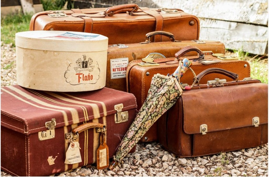 guarda tus maletas en un trastero