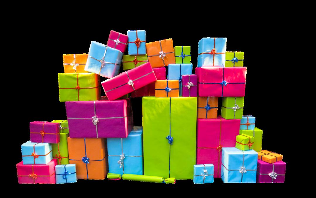 Guarda tus regalos de Navidad en un trastero o taquilla